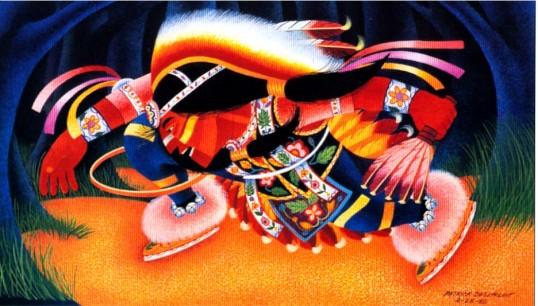 Looking Through Indigenous Eyes: Patrick DesJarlait - Red Lake ...